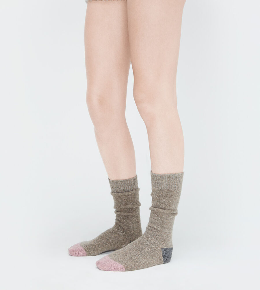 Color-Blocked Boot Sock - Image 1 of 3