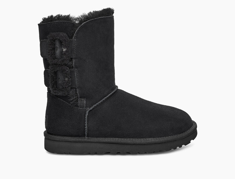 Bailey Fluff Buckle Boot  - Image 1 of 6