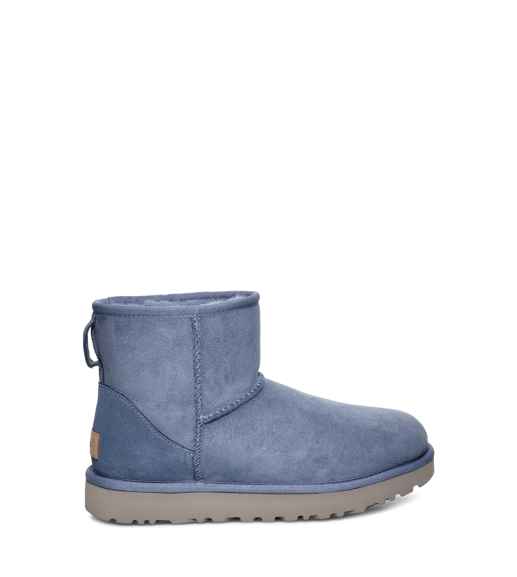 Women's Blue Suede Classic Boots | UGG