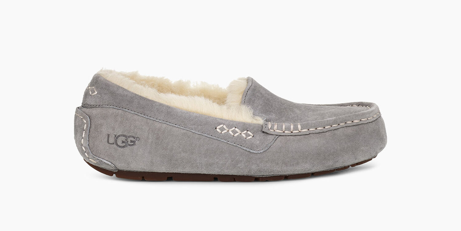 Ansley Wool Slippers Ugg 174 Official