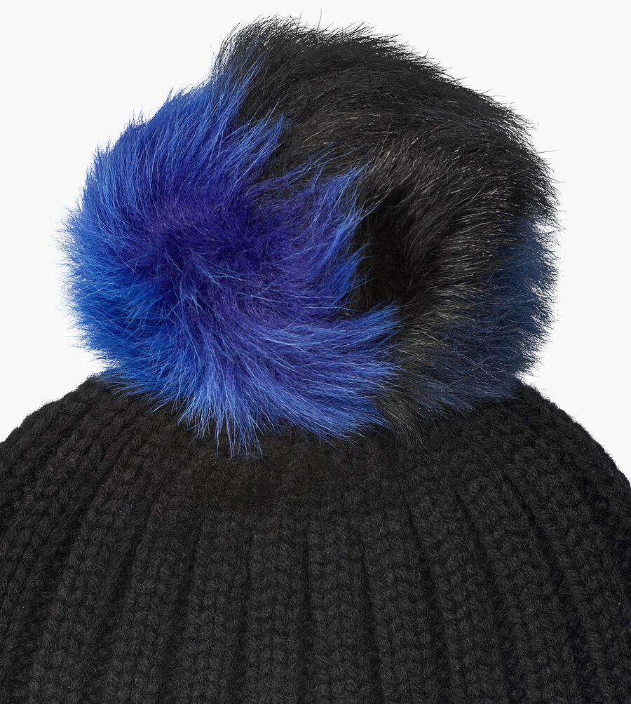 Multi Pom Hat - Image 2 of 2
