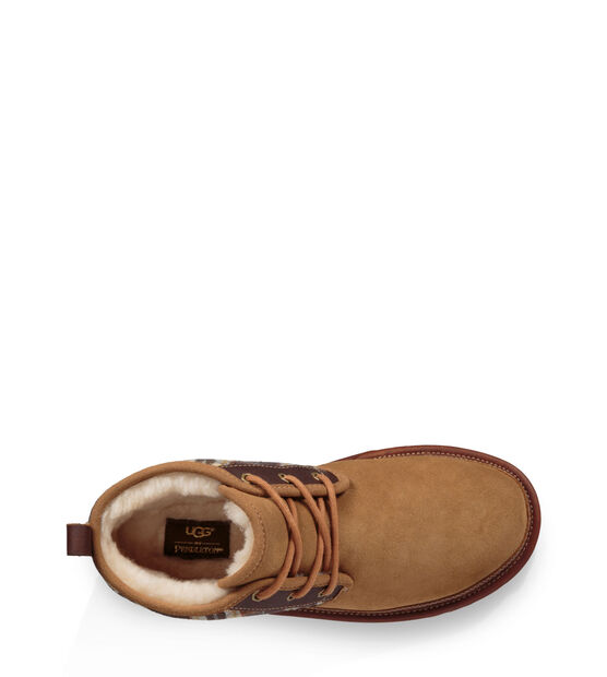 Neumel Pendleton Plaid Boot
