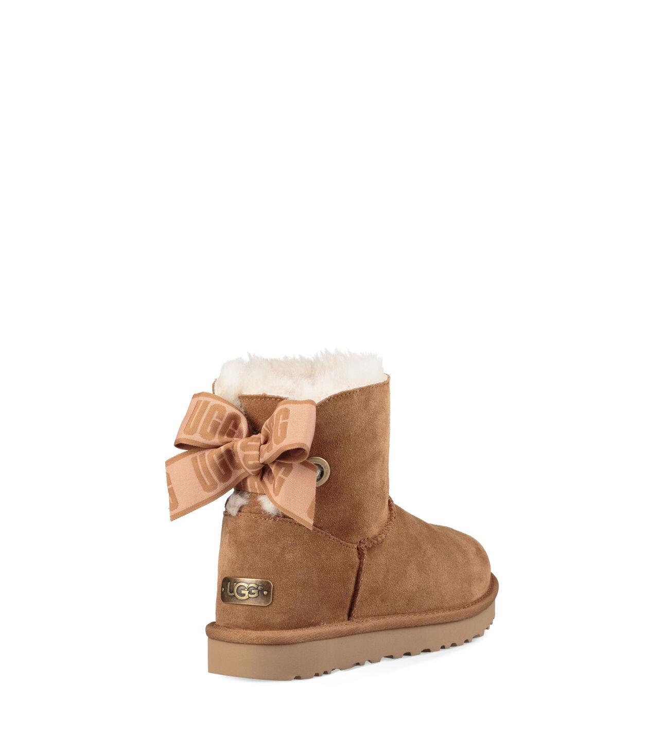 b7697ea583a Customizable Bailey Bow Mini Boot