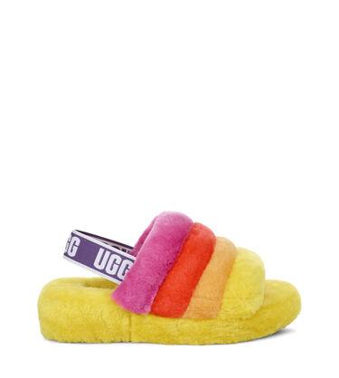 Rainbow Fluff Yeah Slide