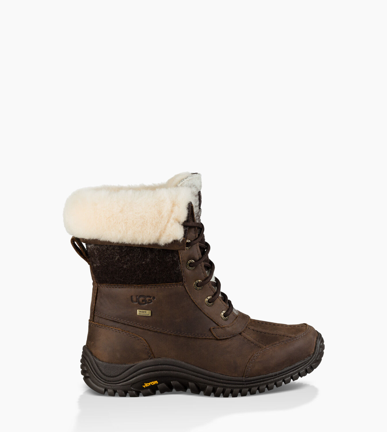 Top Fashion Womens Boots - UGG Adirondack II Chocolate