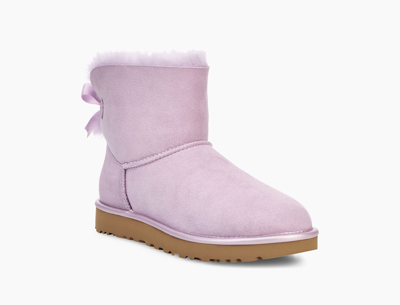 pink uggs with bows for women