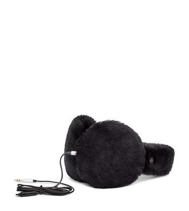 Exposed Sheepskin Earmuff