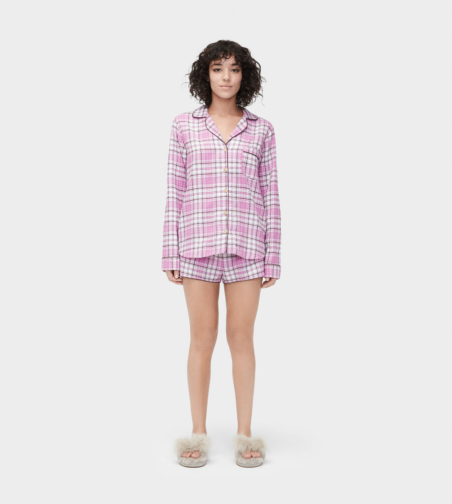 Milo Flannel PJ Set - Image 3 of 6