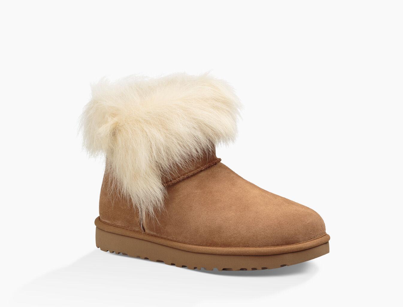 UGG Boots MILLA suede fur kE5yTd
