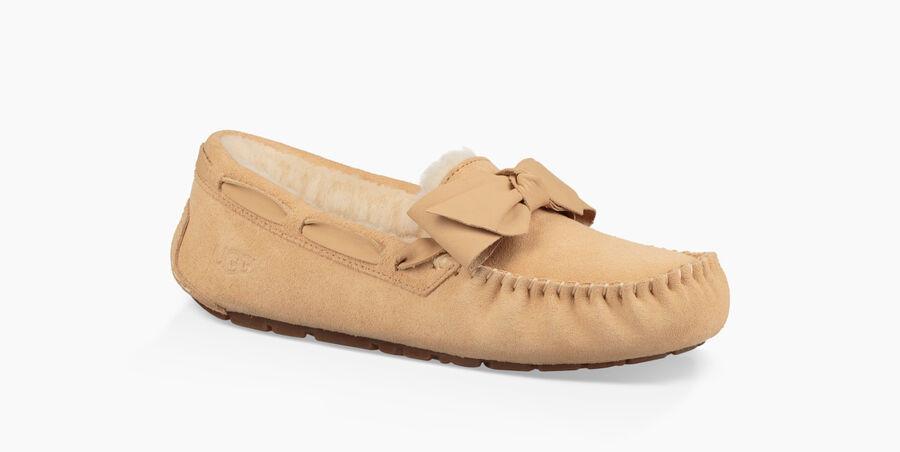Dakota Leather Bow Slipper - Image 2 of 6