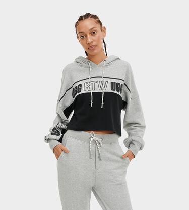 Keira Cropped Hoodie UGG