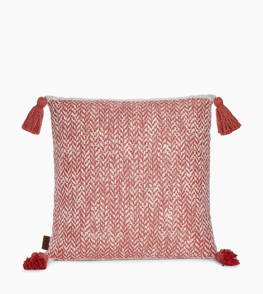 Leigh Herringbone Pillow - Image 1 of 3