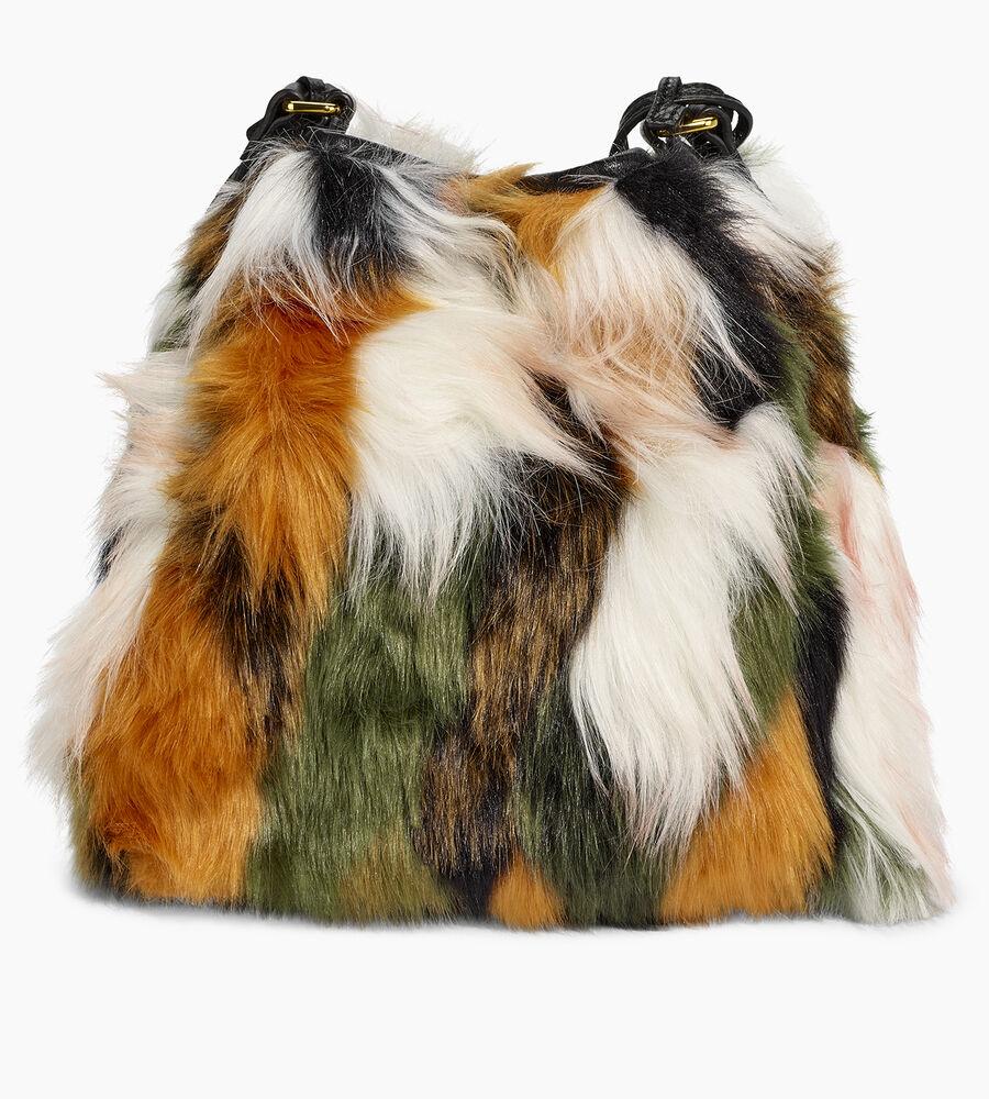 Lidiya Patchwork Bucket Bag - Image 3 of 5