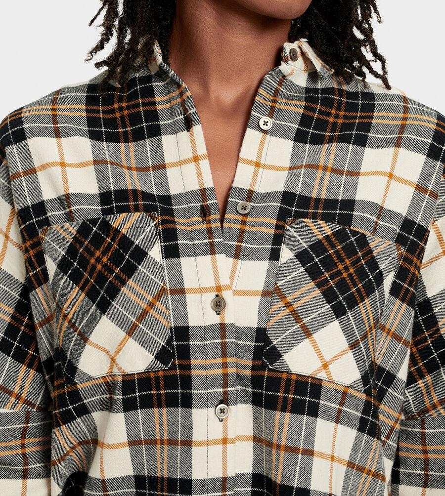 Deborah Flannel Shirt - Image 6 of 6