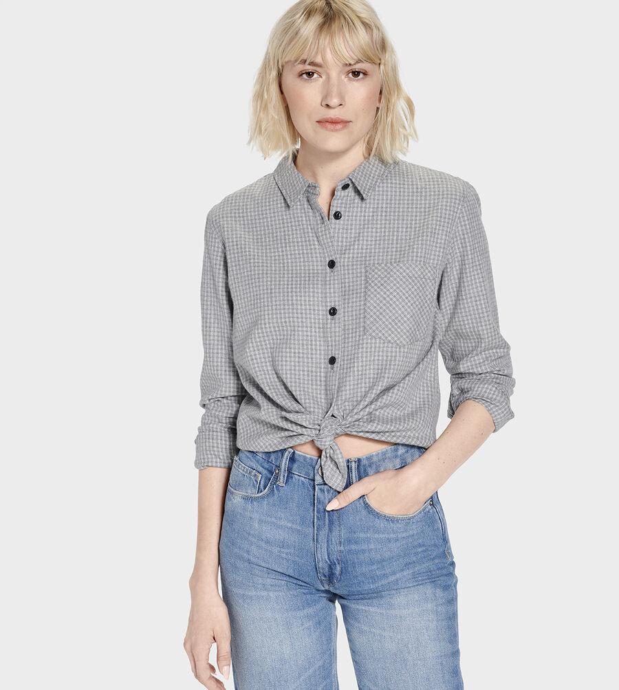 Elin Flannel Shirt - Image 5 of 5