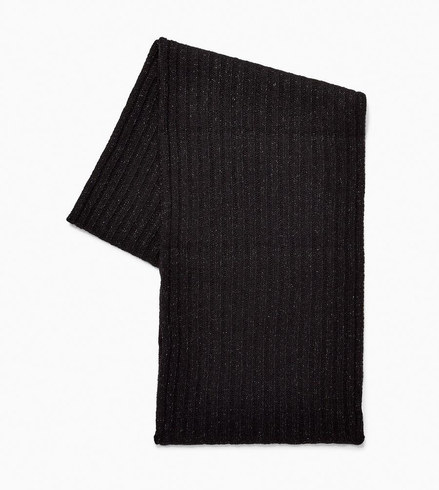 Pippa Rib Knit Scarf - Image 2 of 2