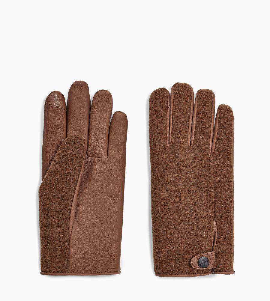 Snap Tab Fabric Tech Glove - Image 2 of 2