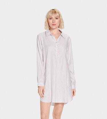 Gabri Stripe Sleep Dress