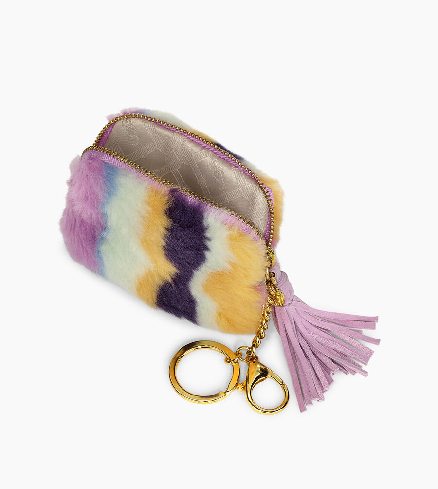 Tessie Mural Coin Pouch Key Fob - Image 4 of 5
