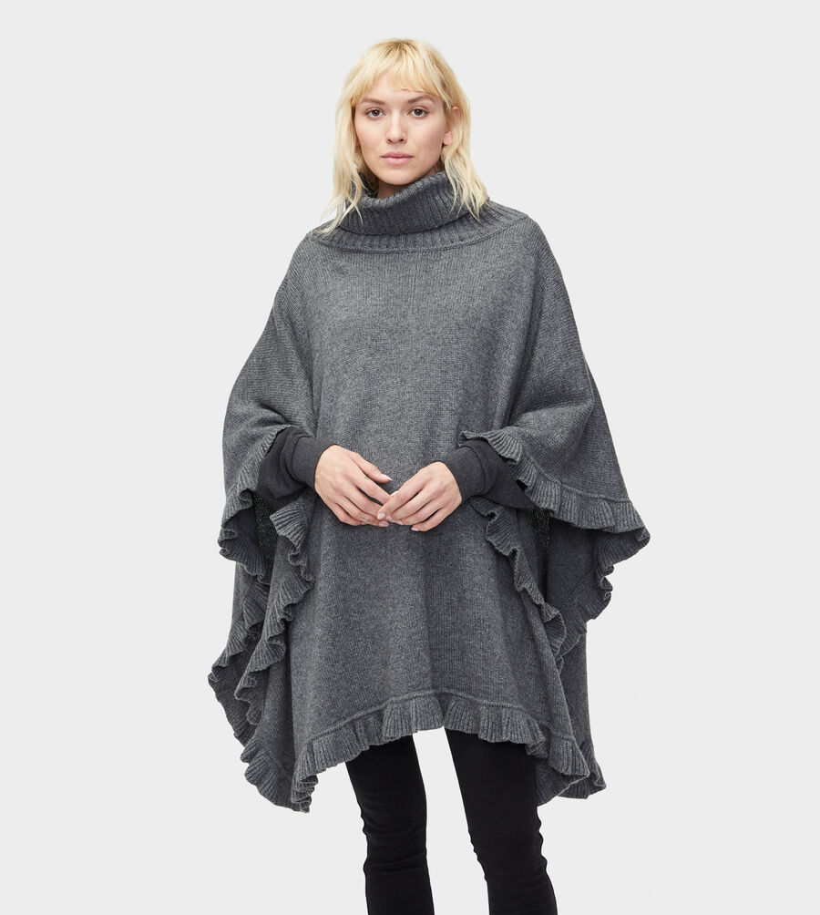Jacey Poncho - Image 2 of 3