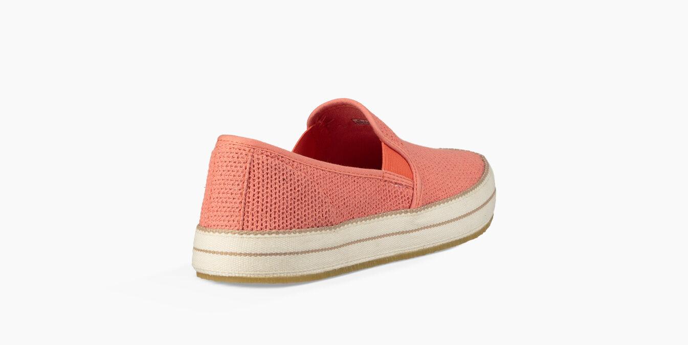 UGG® Bren Cotton Mesh Slip-On Sneakers v4jNt15dnA