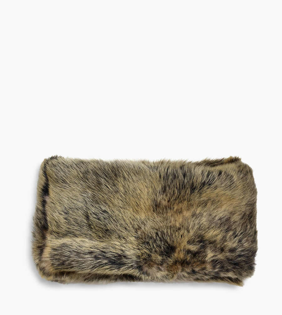 Varsity Sheepskin Snood - Image 1 of 3
