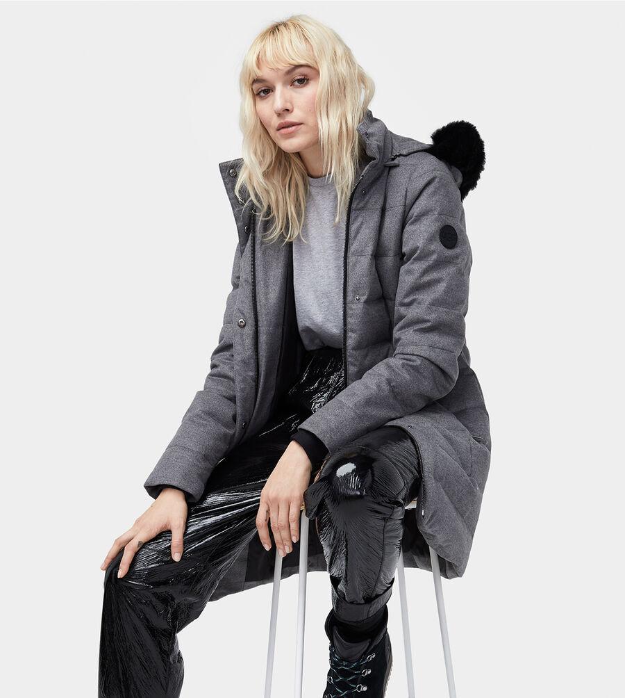 Celeste Wool Coat - Image 6 of 6