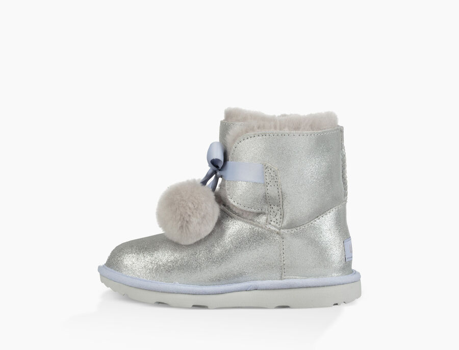 Gita Metallic Boot - Image 3 of 6