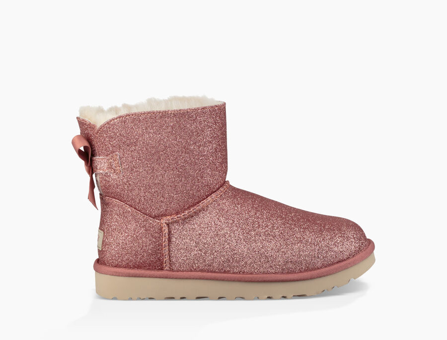 Mini Bailey Bow Sparkle Boot - Image 2 of 6