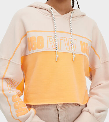 Keira Cropped Hoodie UGG Alternative View