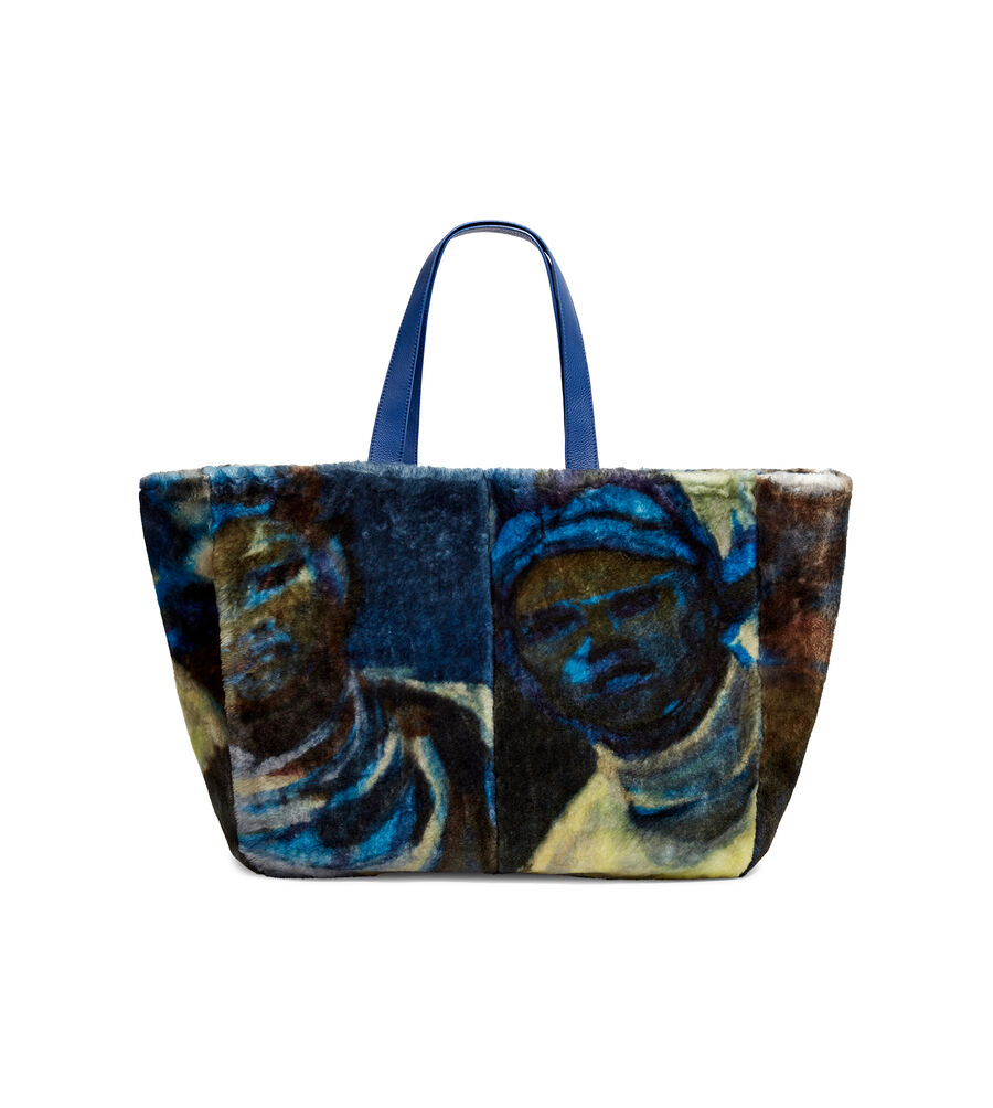 UGG X Claire Tabouret Tote - Image 5 of 5