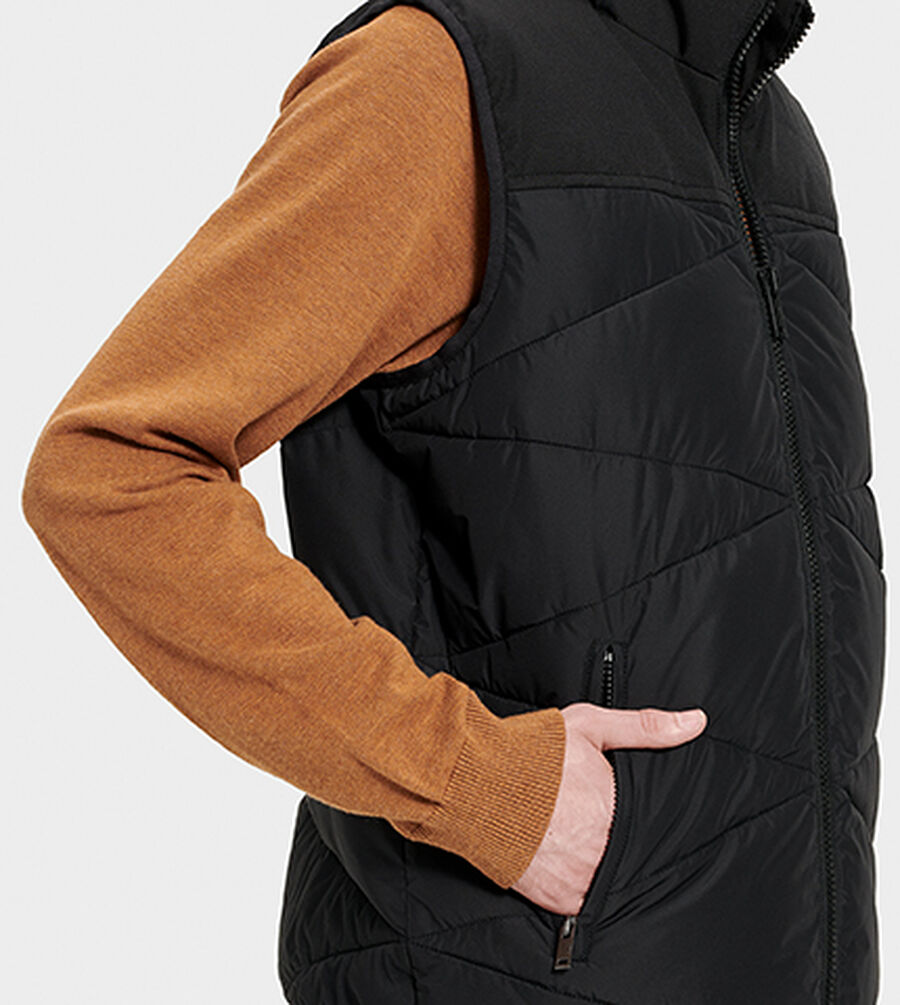 Curtis Puffer Vest - Image 3 of 6