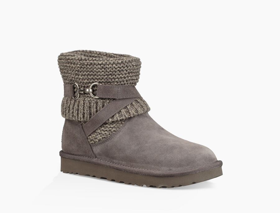 Purl Strap Boot - Image 2 of 6