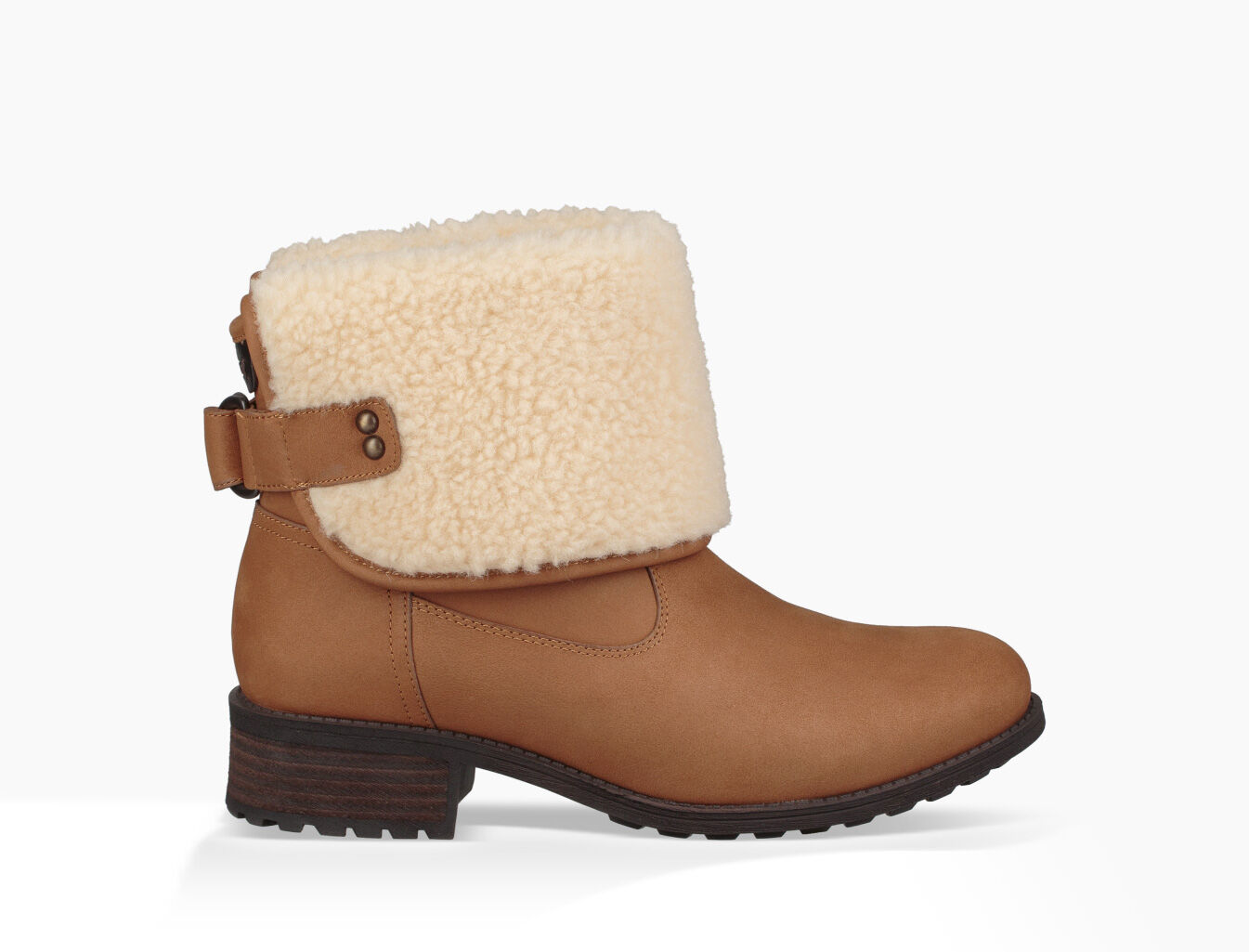 Popular And Cheap Womens Casual Shoes - UGG Rue Chestnut