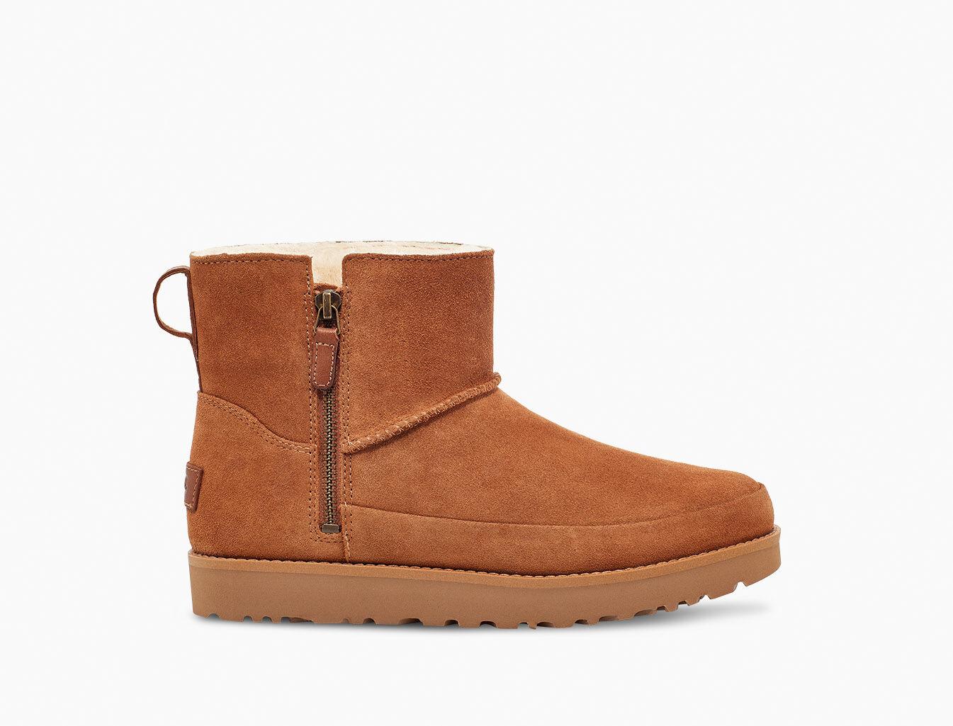 Classic Zip Mini Boot | UGG®