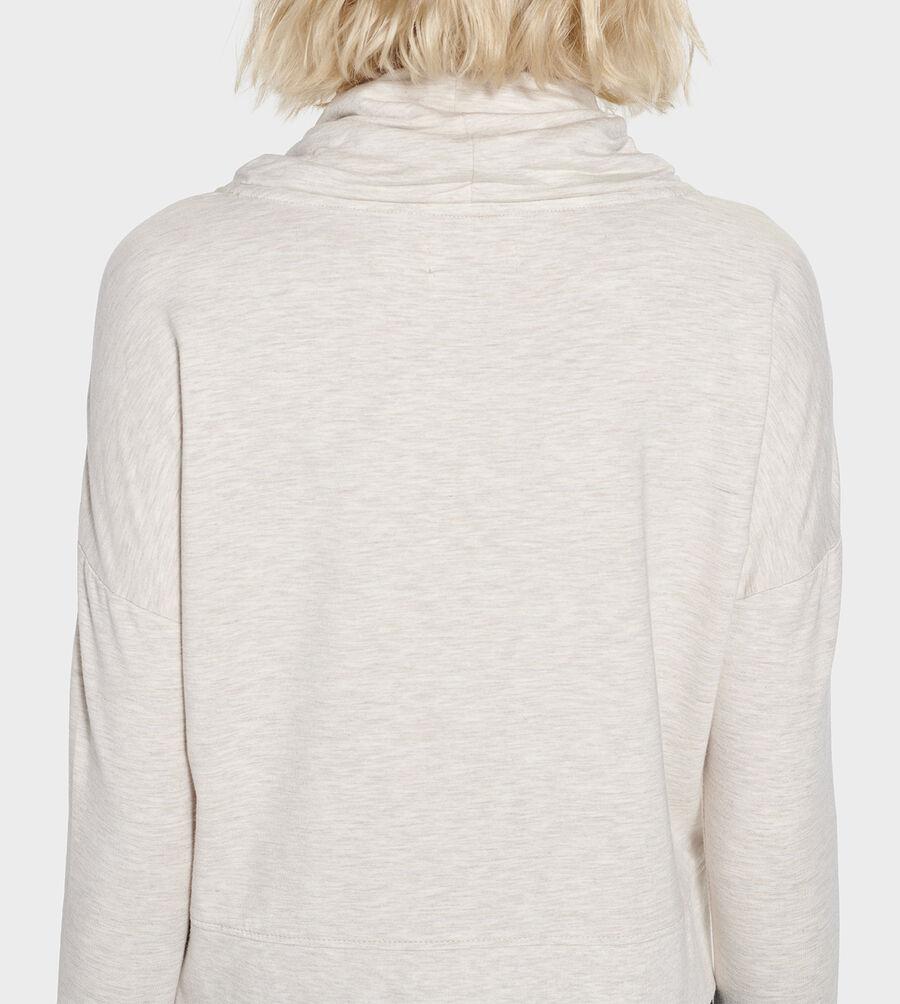 Miya Funnel Neck Sweatshirt - Image 4 of 5