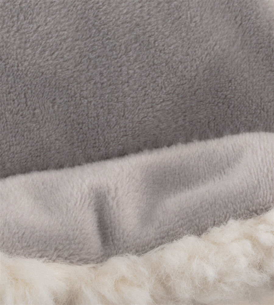 """Bliss Sherpa Pillow- 20"""" - Image 4 of 4"""