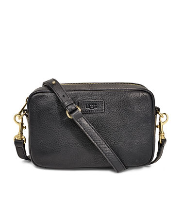 Janey Leather Crossbody
