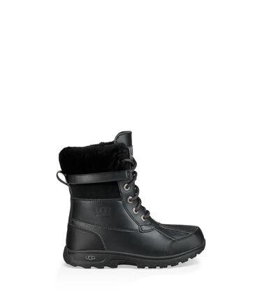 어그 빅키즈 뷰트 부츠 UGG Butte II CWR Boot,BLACK