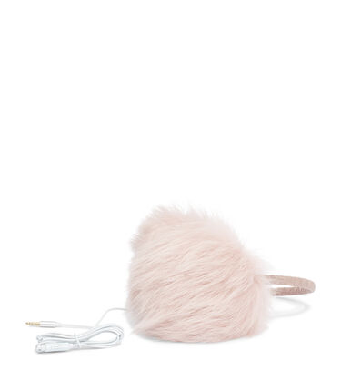 Long Pile Sheepskin Earmuff