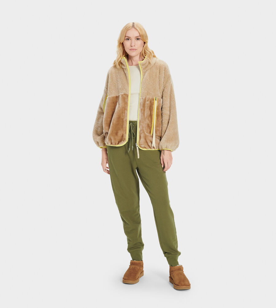 Marlene Sherpa Jacket - Image 5 of 5