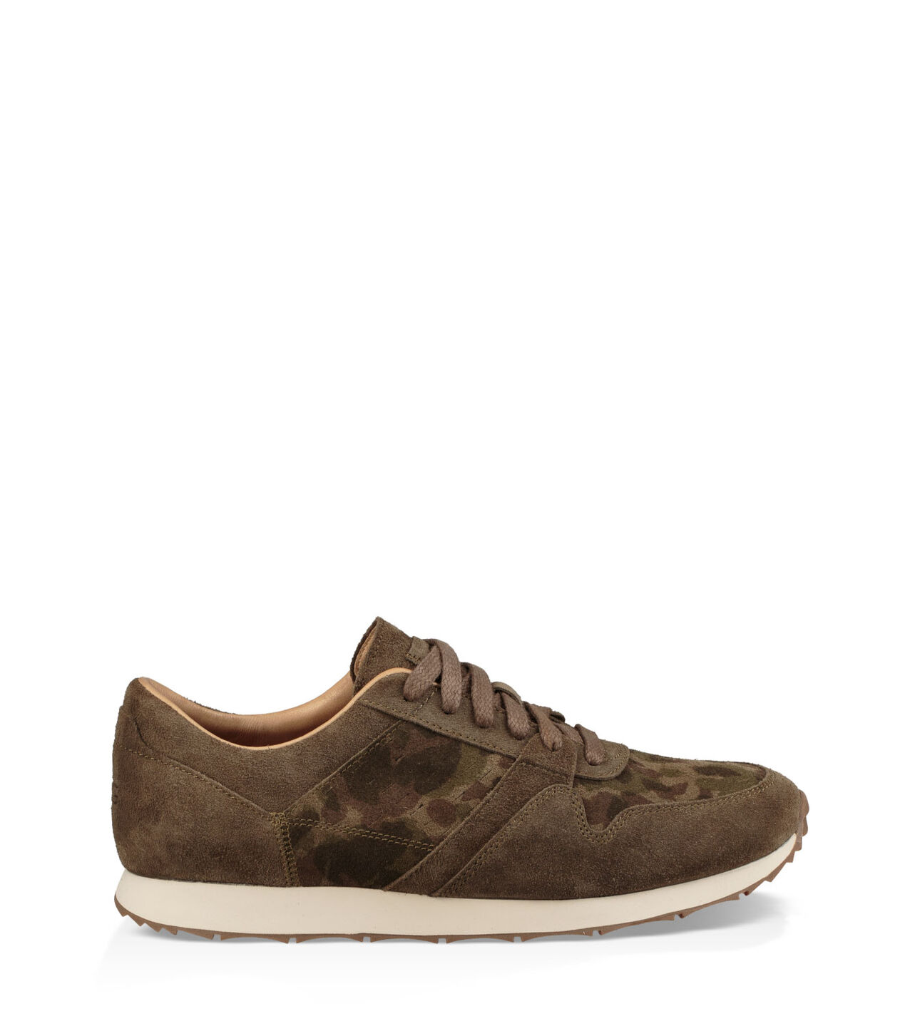 f28a1c07b70 Trigo Suede Camo Sneaker