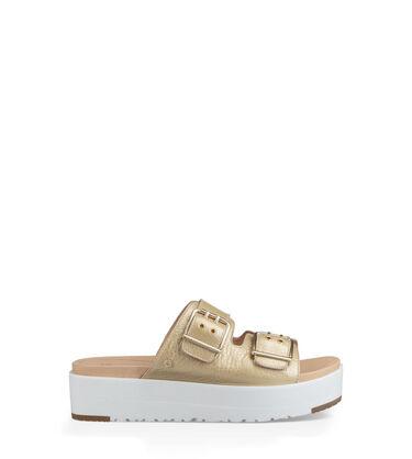 Cammie Metallic Sandal