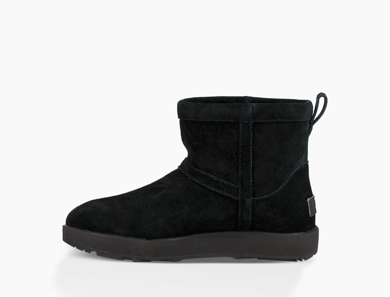 ugg australia classic mini ankle boots black ice rh lainsurancedenver com