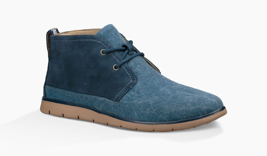 Freamon Canvas Chukka - Image 2 of 6