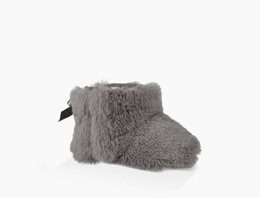Jesse Bow II Fluff Bootie - Image 2 of 6