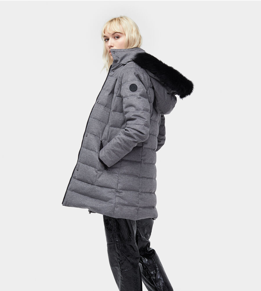 Celeste Wool Coat - Image 4 of 6