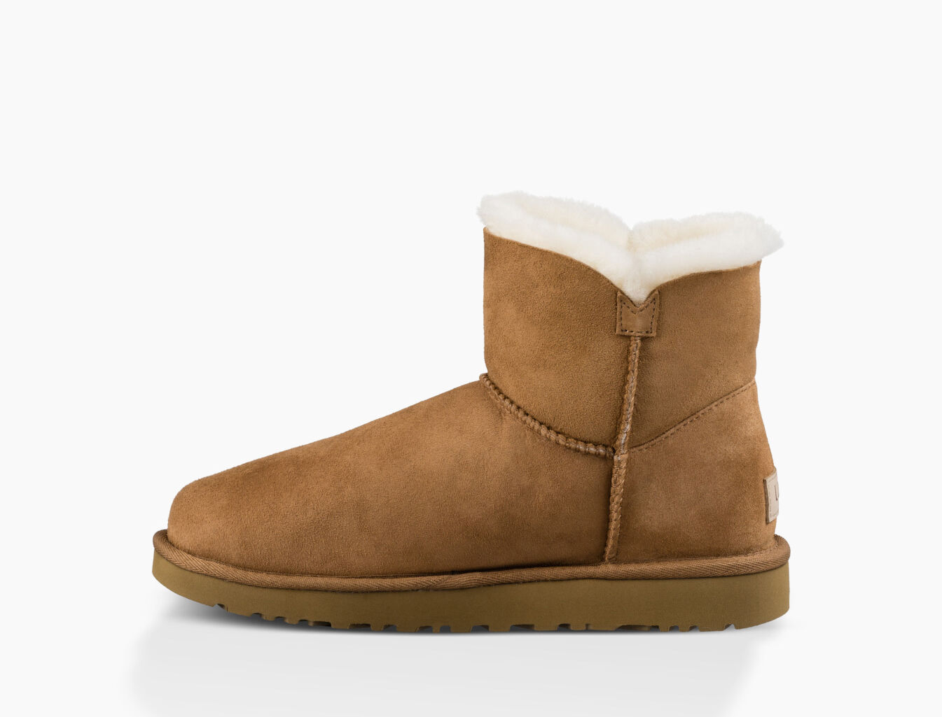Buy Cheap With Paypal Mini Bailey Button II Chestnut Boots - Chestnut UGG Outlet Low Shipping Fee Clearance Best Sale Comfortable For Sale 100% Guaranteed For Sale l2QlKKoVMw
