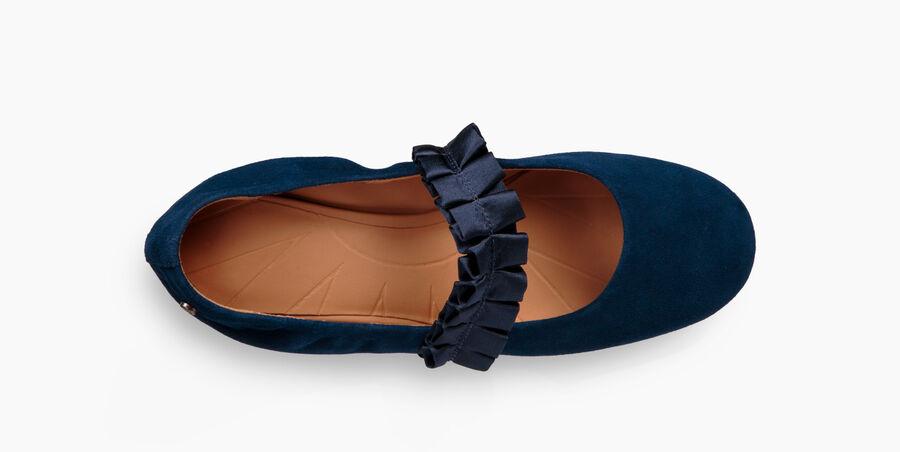 Thea Ruffle Ballet Flat - Image 5 of 6