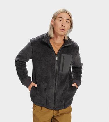 Lucas Sherpa Zip-Up